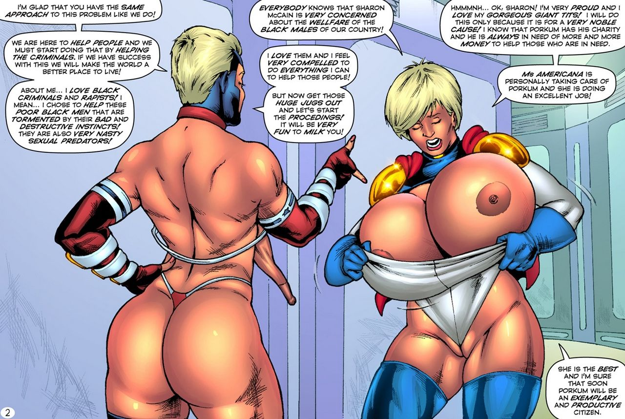 Starbusty - Drained Tits page 1